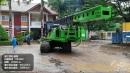 泰信机械KR285C旋挖钻机施工案例