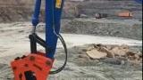 十田重工GC378LC-9挖掘机施工案例