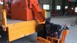 闽科MKGJ-150Z自控式灌缝料加热桶施工视频