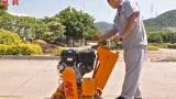 闽科WDC-200\220除线机施工视频