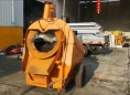 闽科KCXJ-400小型沥青路热再生机(坑槽修补机)施工视频