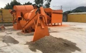 闽科LJCL-5扫路车垃圾处理设备施工视频