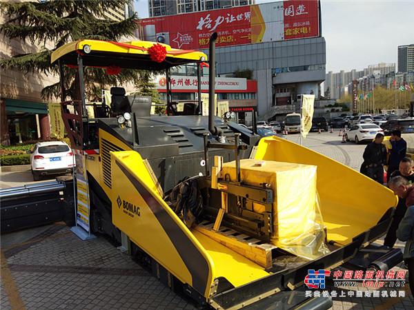 服务为本  郑州沃得依托宝马格实现稳健增长