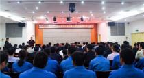 森源环境科技和禹州市政府就农村环卫服务项目举行签约仪式