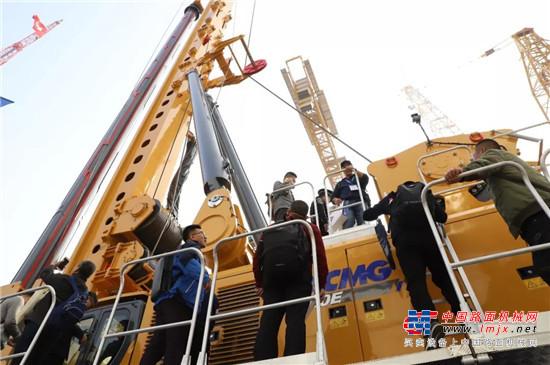 【礼赞30年】诞生于徐工的中国首台旋挖钻机
