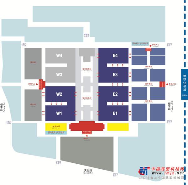 中国品牌日,BICES 2019公布第一批展位规划图