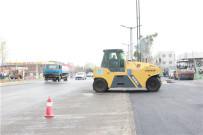 国机洛建压实机械助力G310公路升级改造工程