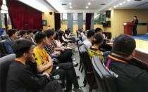 2019中国(长沙)国际工程机械设计大赛 山河智能组创新设计工作营开营仪式隆重举行