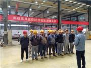 """中交西筑 :落实""""334工程"""" —结构车间举行2019年电焊工技能比武"""