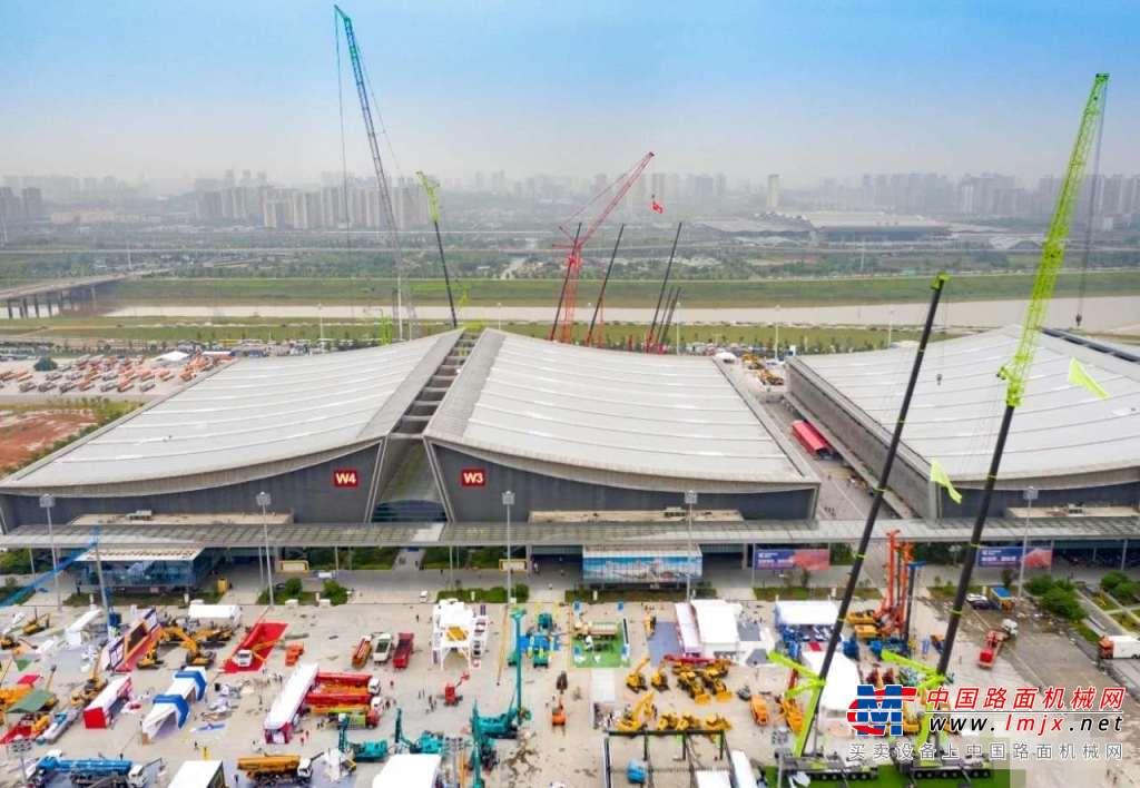 2019长沙国际工程机械展览会隆重开幕