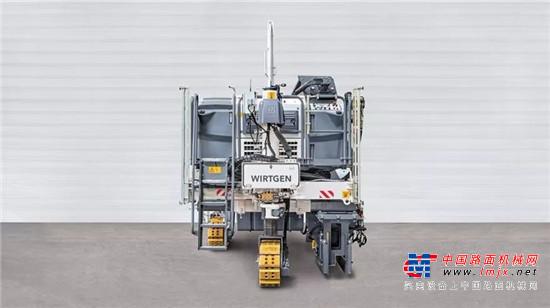 维特根SP 15滑模摊铺机高海拔、大宽度摊铺排水沟