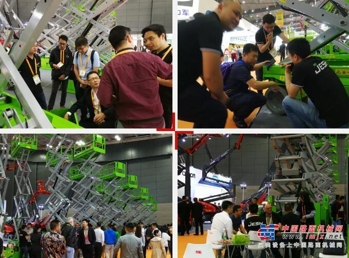"""与""""杰""""同行—2019长沙国际工程机械展盛大开幕"""