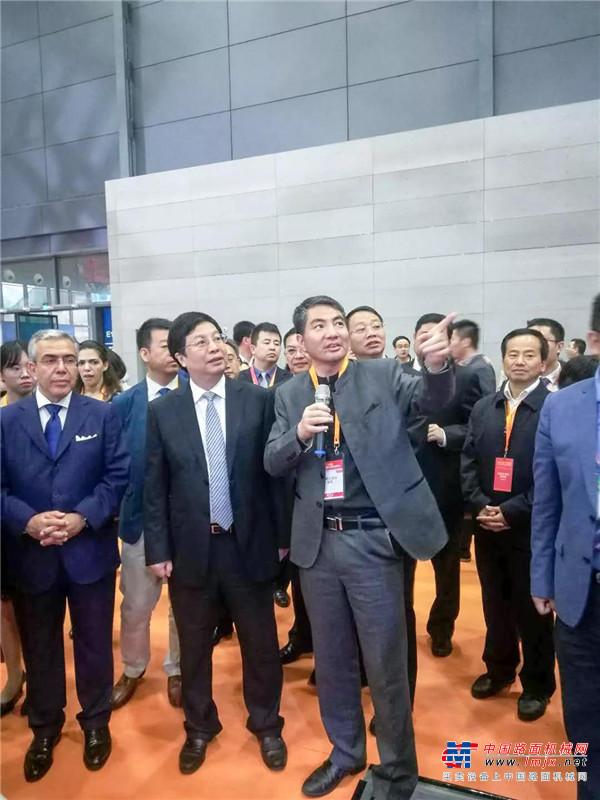 长沙(国际)工程机械展 | 星邦重工携全系列产品霸气参展