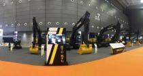 智能+环保|约翰迪尔重磅亮相2019长沙国际工程机械展览会