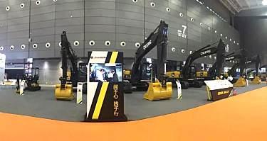 智能+环保|约翰迪尔重磅亮相2019长沙�浩裙�际工程瑞彩祥云app展览会ㄨ