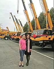 """徐工:14年买14台车,展现中国吊装的""""女子力"""""""