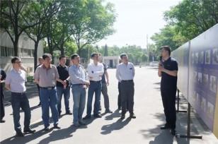 上海市浦东新区公路学会到高远公司考察交流