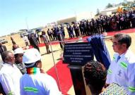 西筑路面建养装备再度参建津巴布韦机场改扩建工程