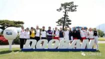 斗山燃料电池无人机完成全球首例赛事全程直播