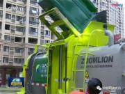 中联环境装备亮相《新闻联播》助力垃圾分类