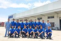 石川岛2019(液压+空调)服务中级培训圆满结束