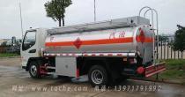 厦工:江淮骏铃加油车 安全达标车型