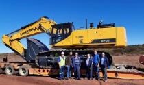 柳工:卓越品质赢信赖 970E大型挖掘机再战南非