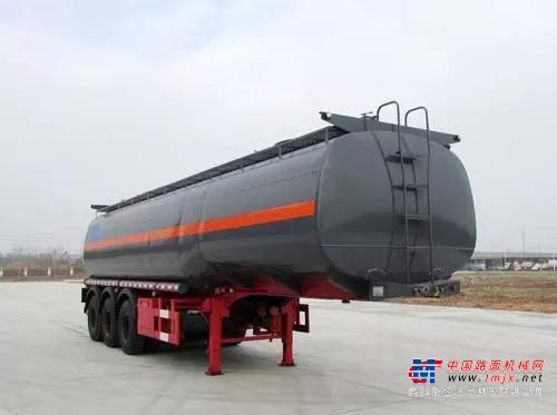 厦工楚胜:碳钢食用油运输半挂车公告对比铝合金食用油运输半挂车