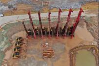 实拍深圳大学新校区建设,三一装备阵列气势十足!