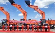 高效低耗 日立建机大型挖掘机强势助力锡林河煤矿