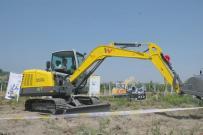 秦岭脚下,掘就未来 | 2019威克诺森全新6吨系列挖机试乘试驾活动开启