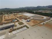 卡特彼勒青州试验基地启用仪式隆重举行