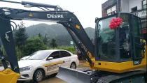 老司机带路 | 为何选择约翰迪尔E60小挖?