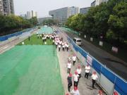 盾安:南京市政工程举行标准化管理现场观摩会