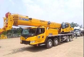【KC初体验】25米幅度能吊三吨!徐工QY40KC起重机不愧为石化吊装利器