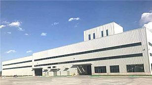 安迈搅拌站对中国新城区建设至关重要