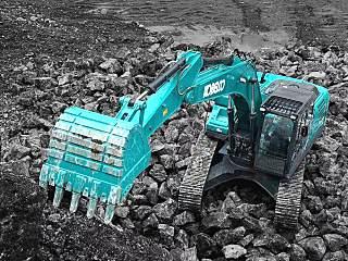 为矿山而生——KOBELCO SK270XD-10挖掘机