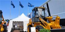 2019年俄罗斯国际工业博览会 柳工大展风采