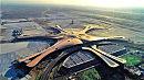 """北京大兴机场即将投运!200台三一装备筑就中国""""新国门"""""""