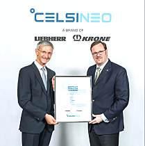 CELSINEO – 冷藏运输新技术