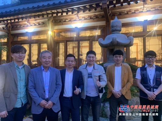 尘埃落定:韩国三宝双轮铣槽机正式进入中国