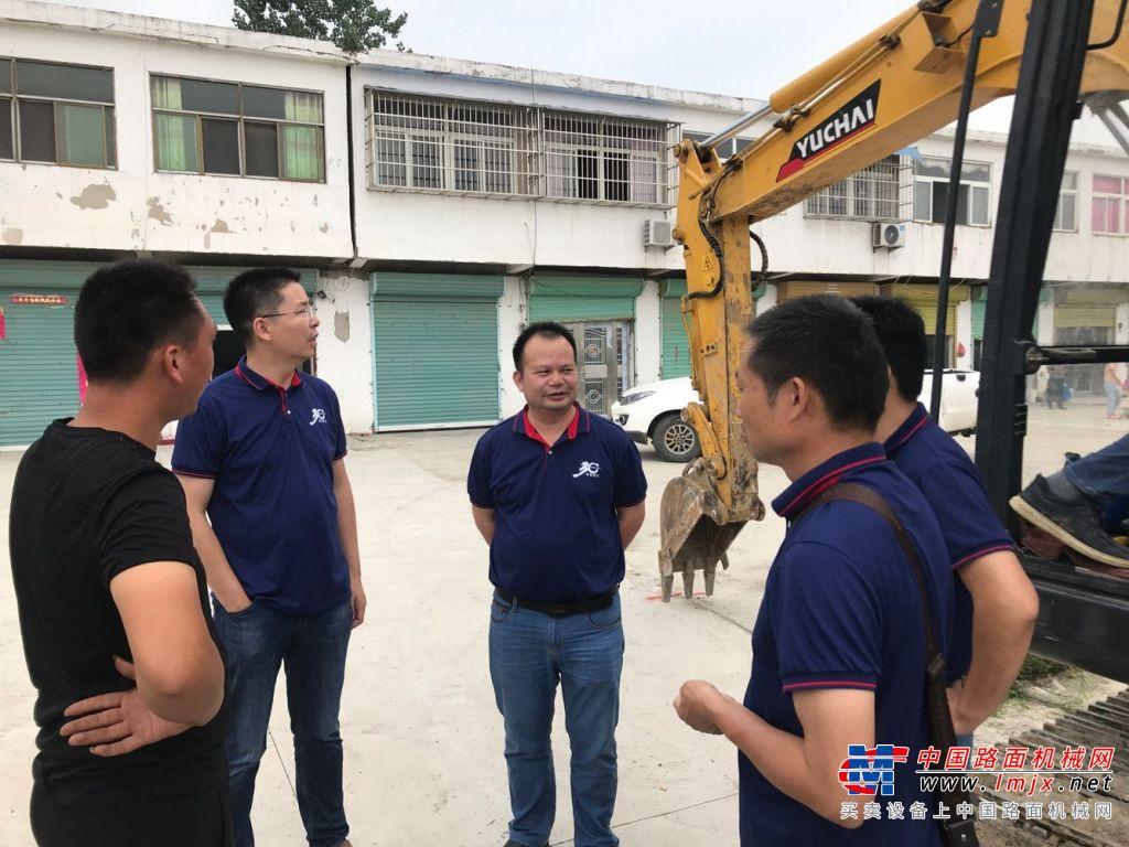 玉柴重工董事长梁晓东:在变革与创新中稳步前行