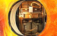 igus通过自制高温3D打印机推进耐高温线材的开发