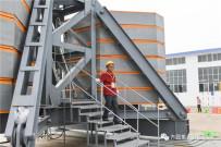 方圆集团起重机械厂职工在烟台市吊装技能竞赛中获奖
