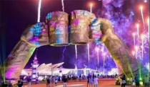 青岛国际啤酒节盛大开幕 雷沃工程机械集团主场迎宾大作战