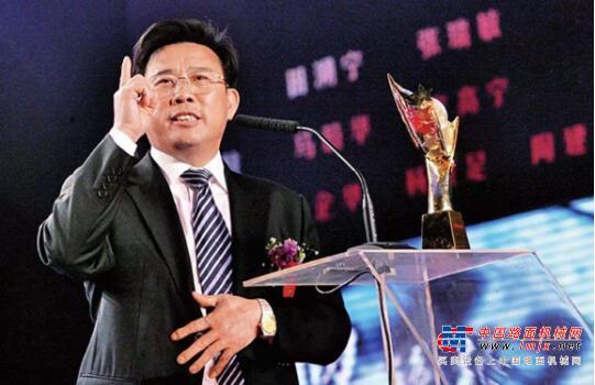 中国工程机械业巨头:它一年卖出47000台挖机,年营收超550亿