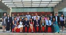 2019年发展中国家工程机械产业管理与安全监督研修班在长沙顺利开班