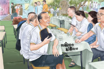 """【啤酒节花絮】""""沃""""家人碰杯时的千姿百态"""