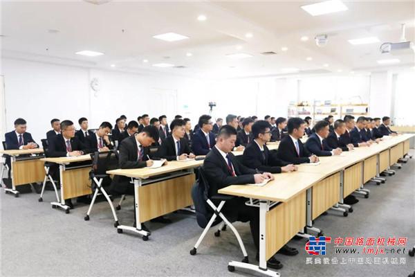 开拓国际营销战略视野:记湖南省商务厅厅长徐湘平先生在三一重工讲座