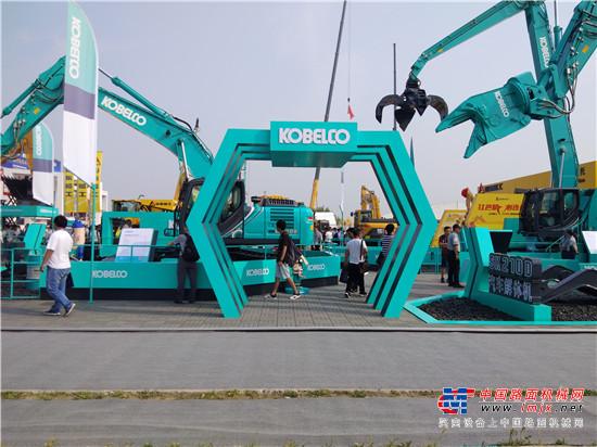 北京展的人气王,神钢建机线上线下活动精彩纷呈!